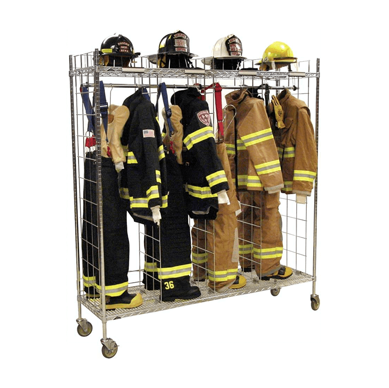 ?Firefighting Solutions with Top Storage